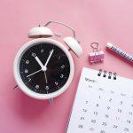 Tips om nooit meer te laat te komen
